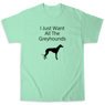 Picture of I Just Want All The Greyhounds
