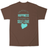 Picture of The Road to Happiness is Paved in Self-Love