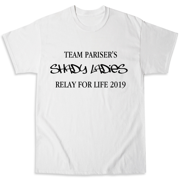 Picture of Team Pariser's Shady Ladies Relay for Life 2019