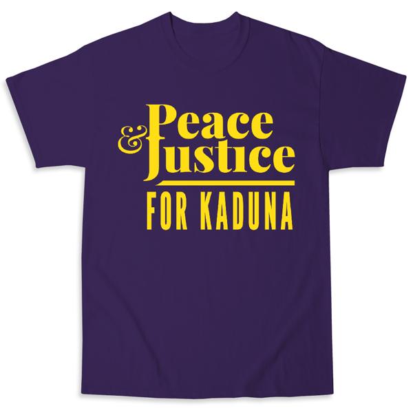 Picture of Rebuilding Kaduna T Shirts