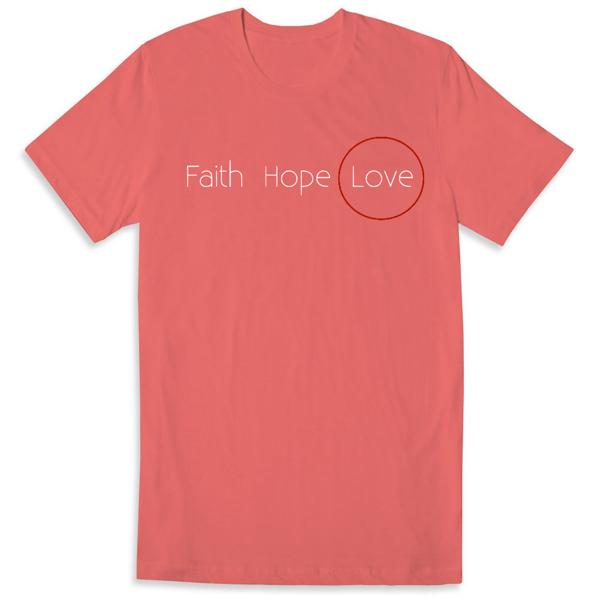 Picture of Faith Hope Love 2   Bush Family Adoption