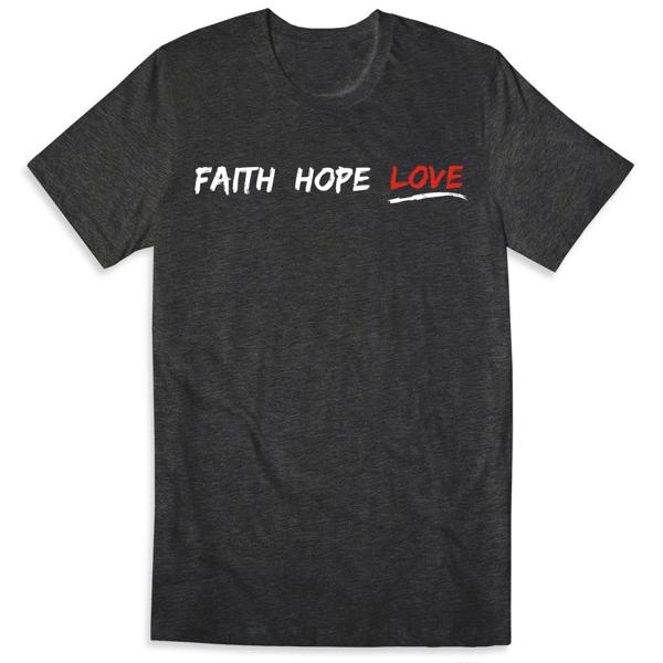 Picture of Faith Hope Love | Bush Family Adoption