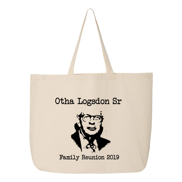 Picture of Logsdon Reunion 2019 Tote-2