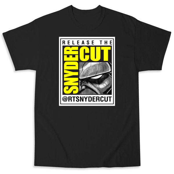 Picture of #ReleaseTheSnyderCut - SDCC Yellow (Attendees)-2