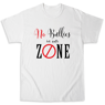 Picture of No Bullies in our ZONE - White Shirt