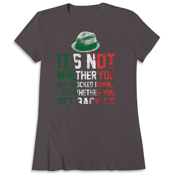 Picture of Vince Lombardi Festa Ladies Fitted Tee
