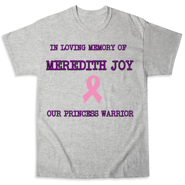 Picture of Meredith's Princess Warrior-2